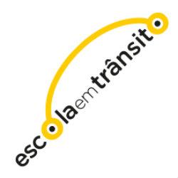 Escola em Trânsito é um Projeto de Educação da Aliança Comunicação e Cultura