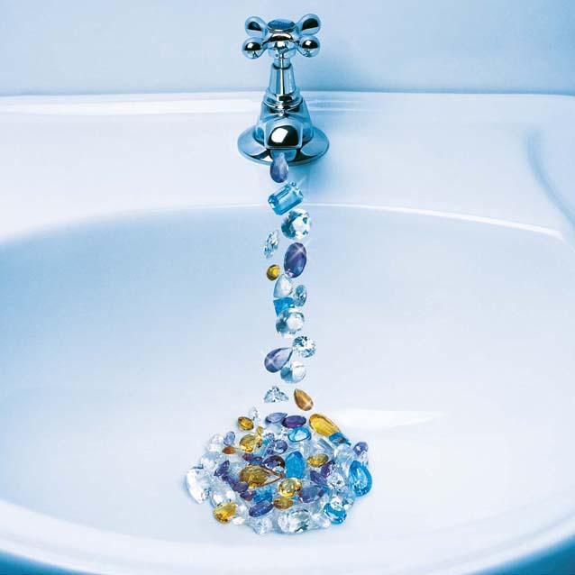 Compesa - Conscientização do Consumo de Água - Campanha criada pela Aliança Comunicação e Cultura - 2005