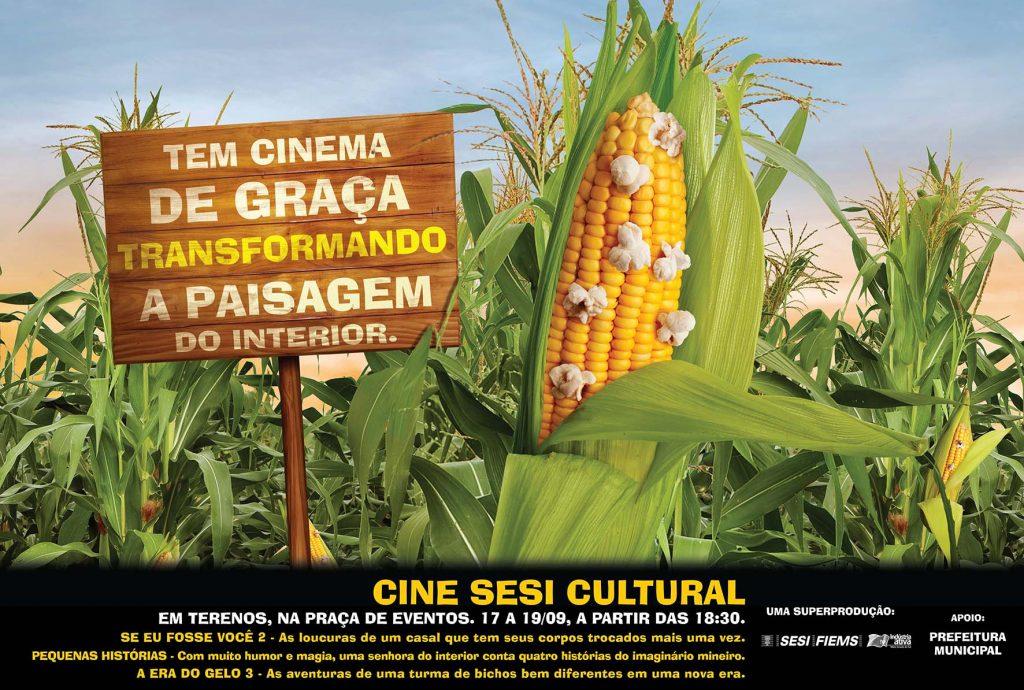 Cine Cultural 2012 - Mato Grosso do Sul - Projeto Especial da Aliança Comunicação e Cultura