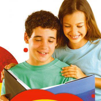 Campanha da Aliança Comunicação e Cultura para o Colégio Apoio