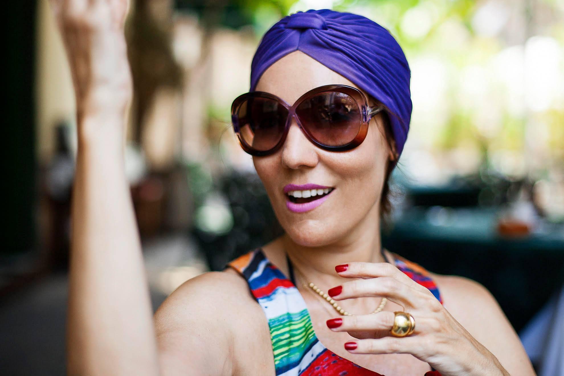 Lina Rosa - diretora de criação e projetos especiais da Aliança Comunicação e Cultura