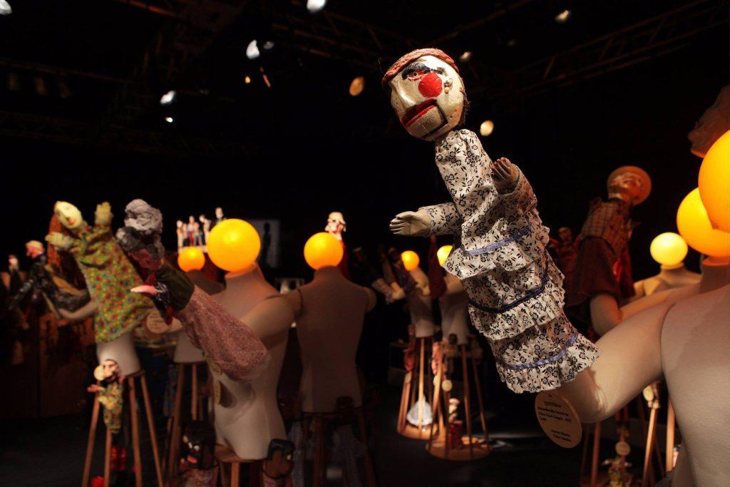 Mamulengo - Bonecos do Mundo - Aliança Comunicação e Cultura