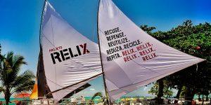 Repense seu domingo - conheça o projeto Relix