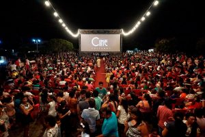 Brejo do Cruz recebe Cine Cultural