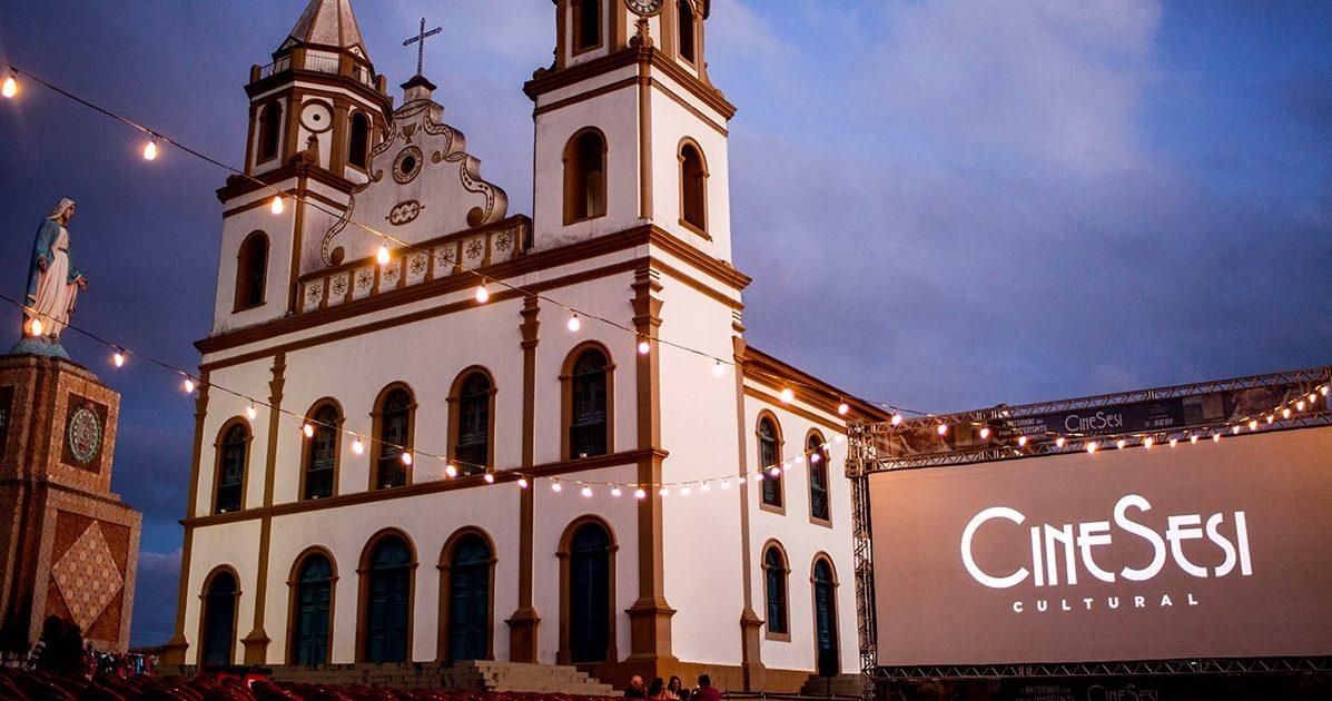 Cine Cultural em Bananeiras reúne 3.300 pessoas