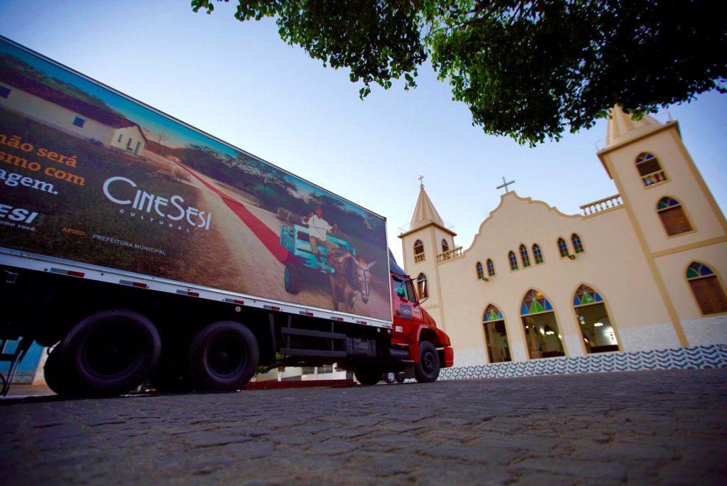 Cine Cultura em Alagoas 2018 - Aliança Comunicação