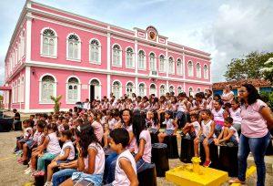 Casa Rosa e a Aliança Comunicação e Cultura