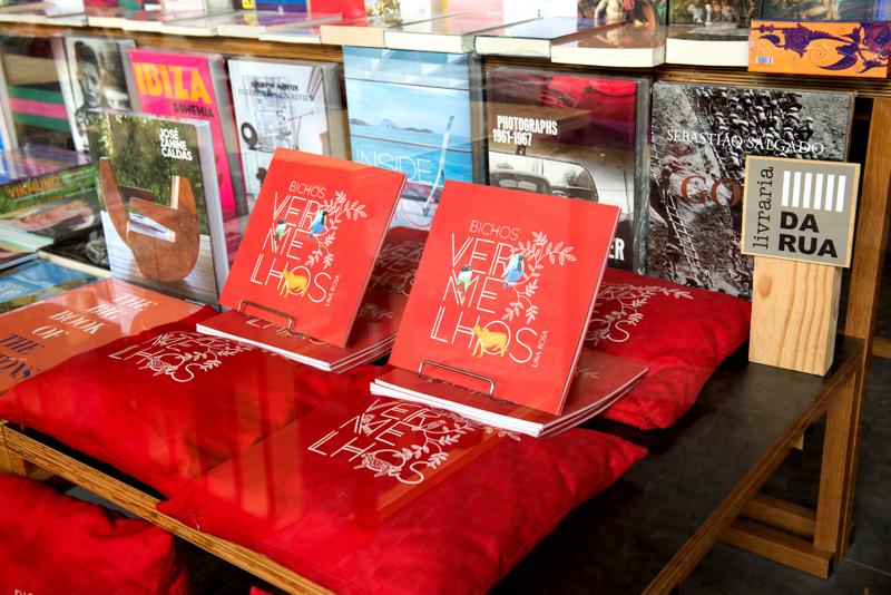 Bichos Vermelhos, de LinaRosa, é lançado em Belo Horizonte